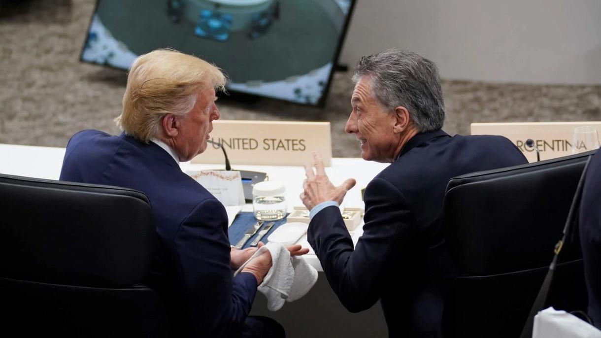 Mauricio Macri y Donald Trump mantienen una relación que contribuyó a aliviar las necesidades de financiamiento del Tesoro, pero no fue suficiente para reactivar la inversión extranjera directa