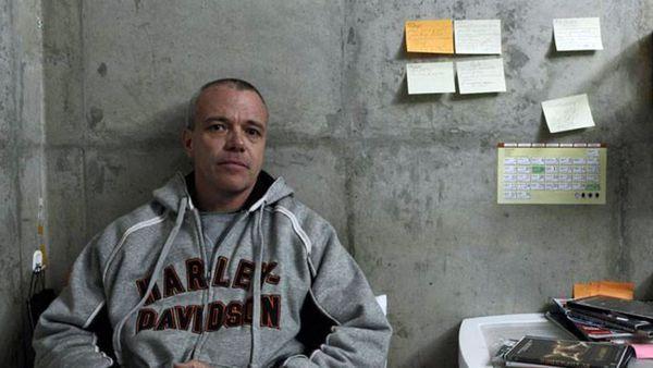 Popeye durante su estancia en una cárcel en la ciudad de Bogotá.