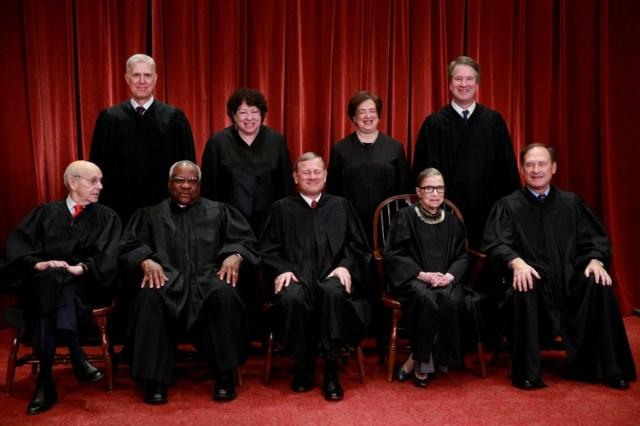 Coronavirus: la Corte Suprema de EEUU suspendió sus actividades ...