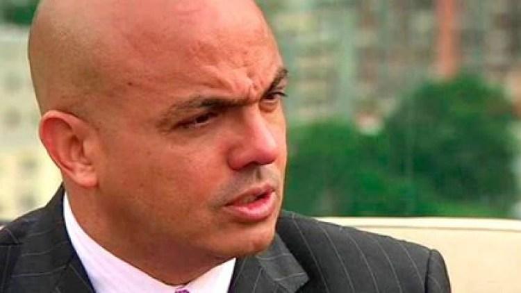 MG Cliver Alcalá Cordones llevado por la DEA a EEUU