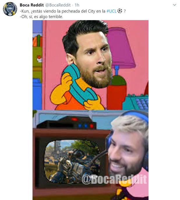Memes del Manchester City