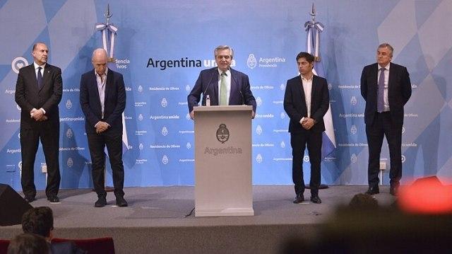 El presidente Alberto Fernández aseguró que sería muy