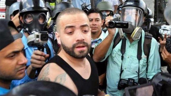 El cantante Nacho es unas de las manifestaciones en Caracas