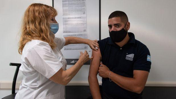 Vacunatorio Hospital Posadas Covid - Sputnik V