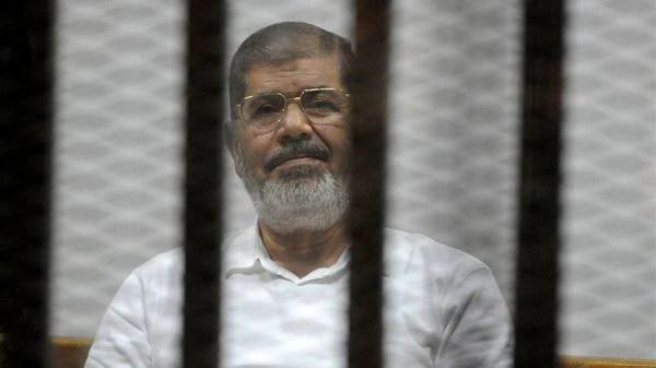 Mohamed Mursi, presidente de Egipto derrocado por los militares en 2013 (Reuters)