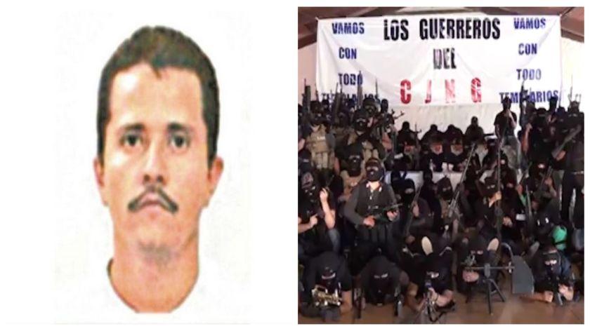 """""""El Mencho"""", del CJNG ordenó la ejecución de """"Los Chapitos"""" (Foto:: especial)"""