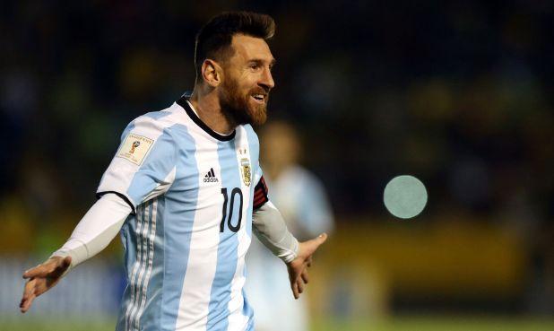 Messi recibió el guiño de Fernando Batista para estar en los JJOO de Tokio  REUTERS/Henry Romero
