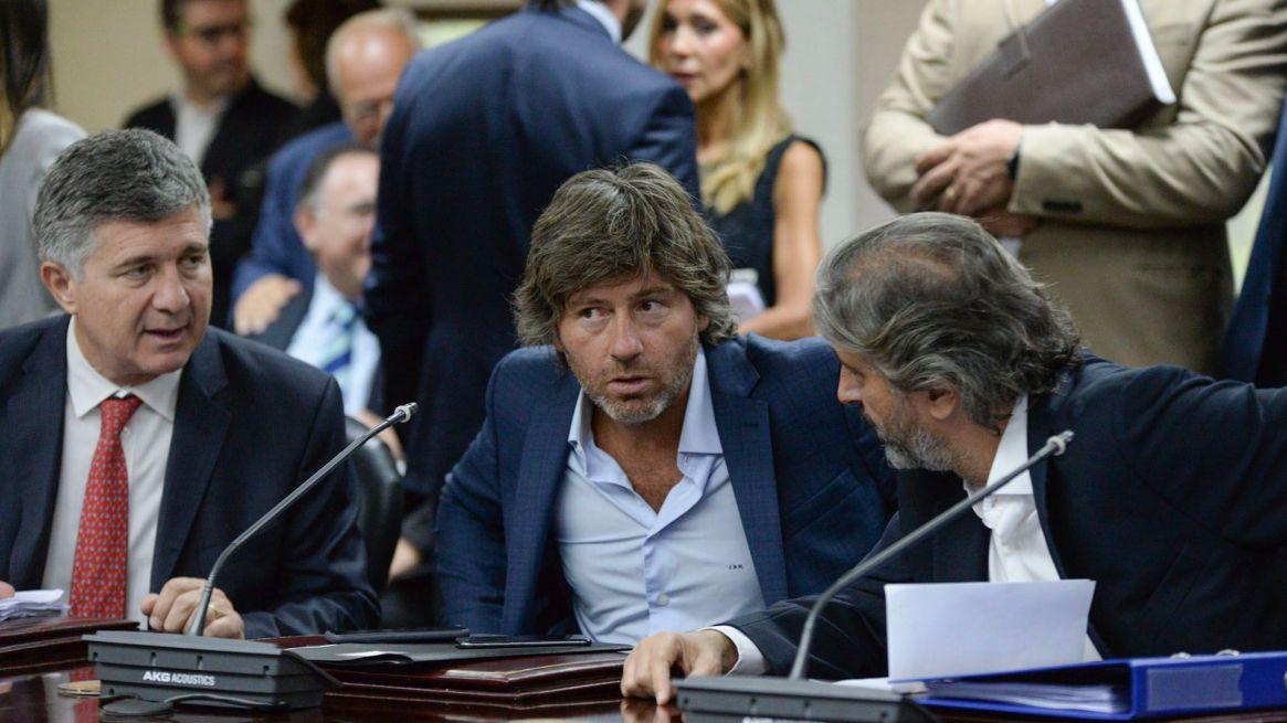 En el plenario del Consejo de la Magistratura de la semana pasada, todos le reconocieron a Mahiques su capacidad de generar consensos (Julieta Ferrario)