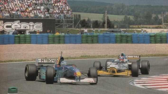 Sauber de F1 de Fontana