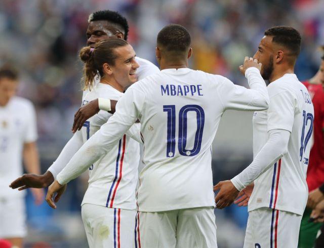 Francia está con Alemania y Portugal en el Grupo F de la Eurocopa (Foto: REUTERS)