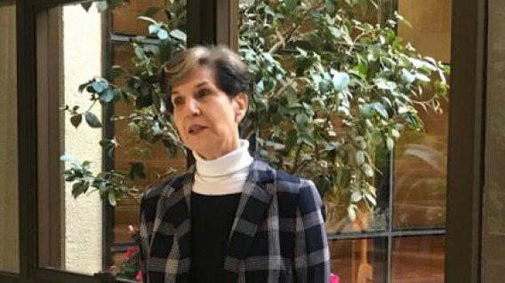 La hija de Salvador Allende, Isabel Allende Bussi, ha tenido una destacada carrera parlamentaria en Chile, a donde volvió en 1989 (Foto: Twitter @iallendebussi)