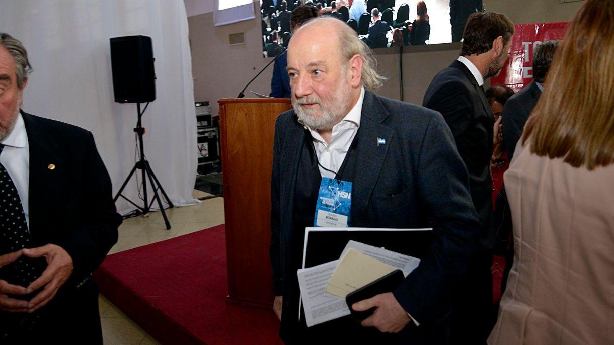 El juez Bonadio denunciado por quienes le cuidan las espaldas a CFK (Gustavo Gavotti)