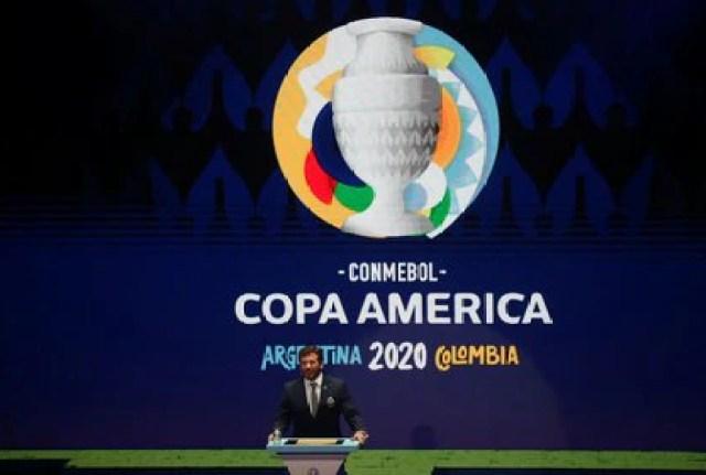 La Copa América 2021 es la postergación del certamen suspendido el año pasado. Comenzará el domingo 13 de junio con el partido inaugural entre Argentina y Chile en el Estadio Monumental (REUTERS/Luisa Gonzalez)