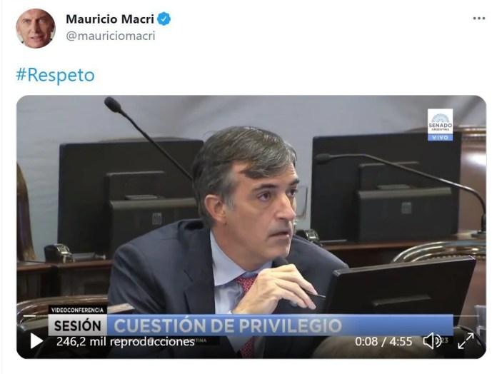 Mauricio Macri-Esteban Bullrich