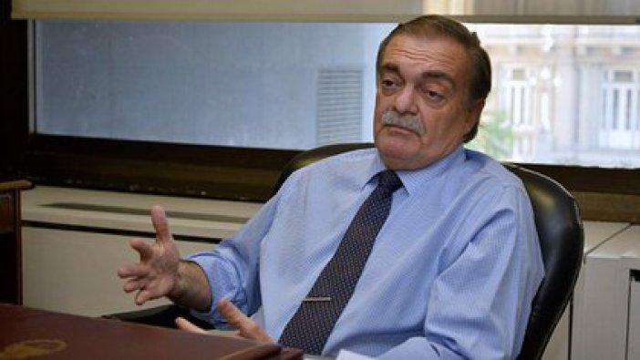 El titular del Consejo de la Magistratura, Alberto Lugones, el organismo que deberá llevar adelante el proceso de selección de los nuevos jueces (Gustavo Gavotti)