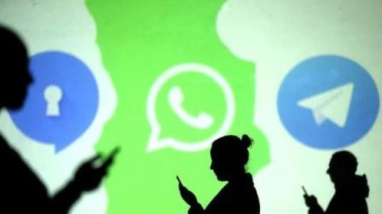 Whatsapp fue adquirida en el año 2014. (Foto: Reuters)