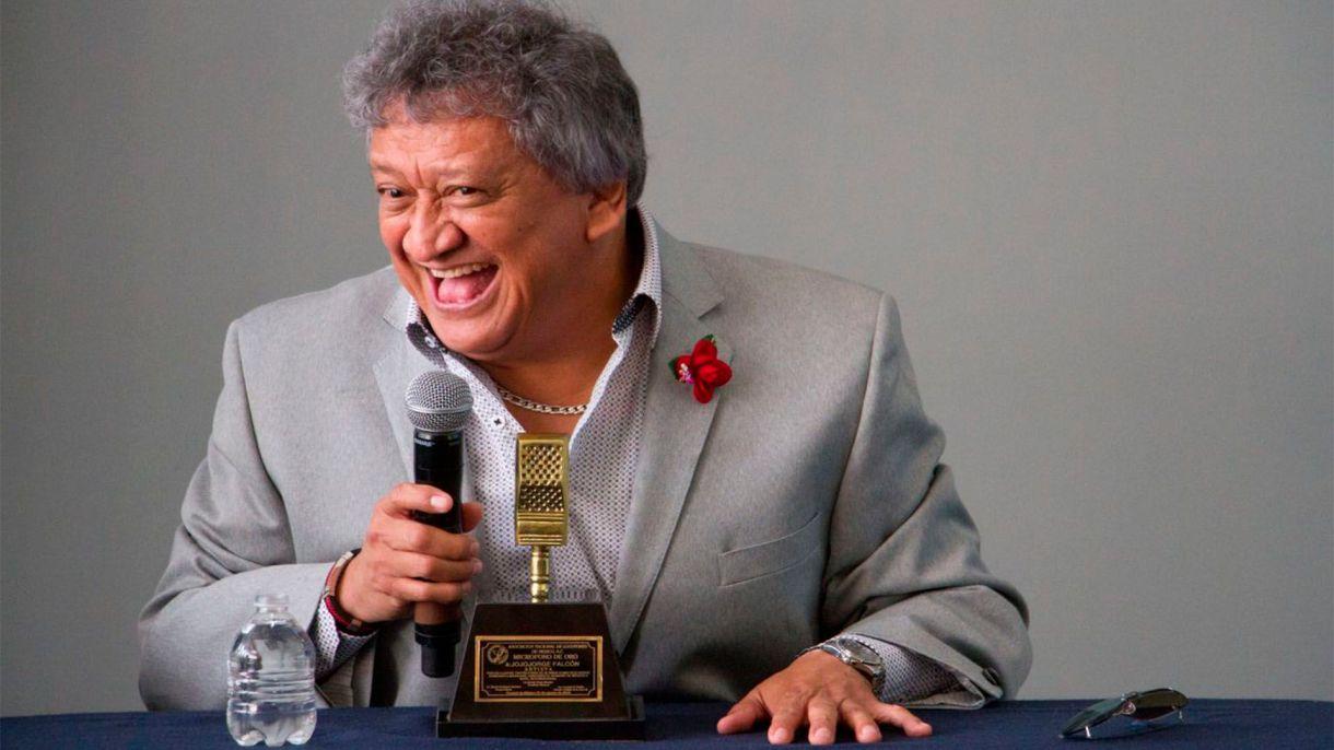 Jorge Falcón (Foto: Cuartoscuro)
