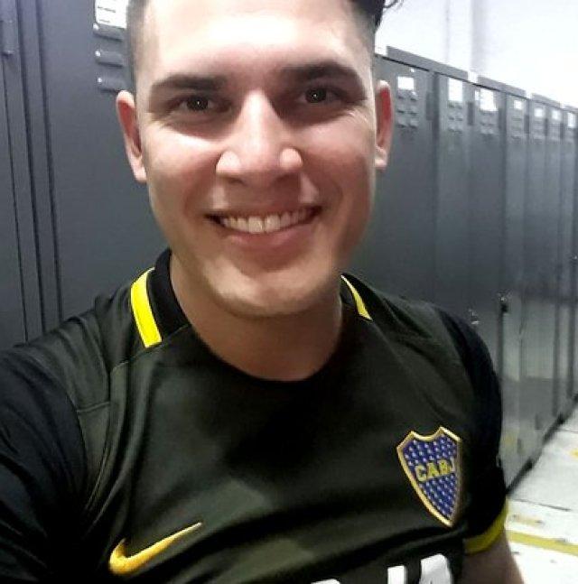 Romero tenía 27 años, era oriundo de Corrientes y era padre de un nene de 4 años