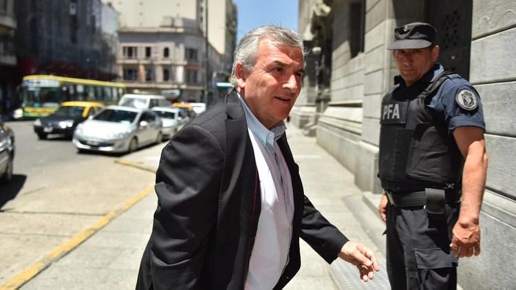 El gobernado de Jujuy, Gerardo Morales (Adrián Escandar)