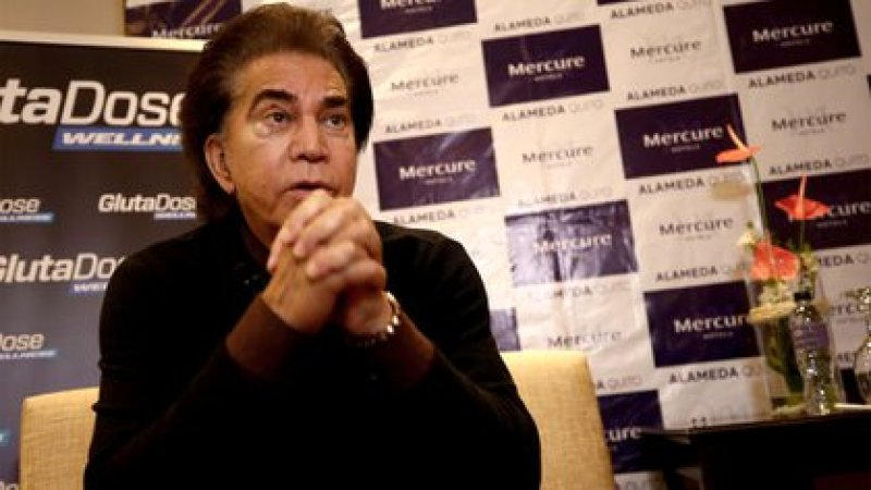 El Puma Rodríguez superó sus problemas de salud (Foto: EFE)