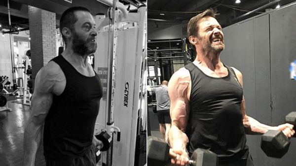 Jackman se sometió a un duro entrenamiento para destacarse en Logan