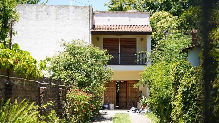 Casa de Fabian Tablado - fachada - Tigre