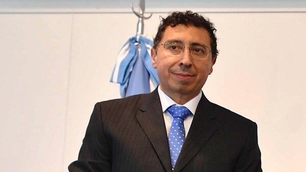El juez Gustavo Lleral