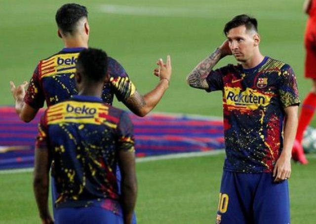 Además de compañeros, Messi y Suárez son grandes amigos y han compartido varias vacaciones juntos (Reuters)