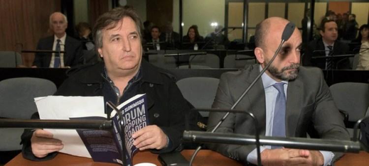 Núñez Carmona también fue condenado (Adrián Escandar)