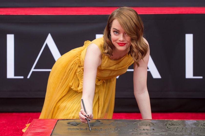La ganadora del Oscar por interpretar a una incipiente actriz en Lalaland ha demostrado su versatilidad (Foto: Emma McIntyre/Getty Images/AFP)