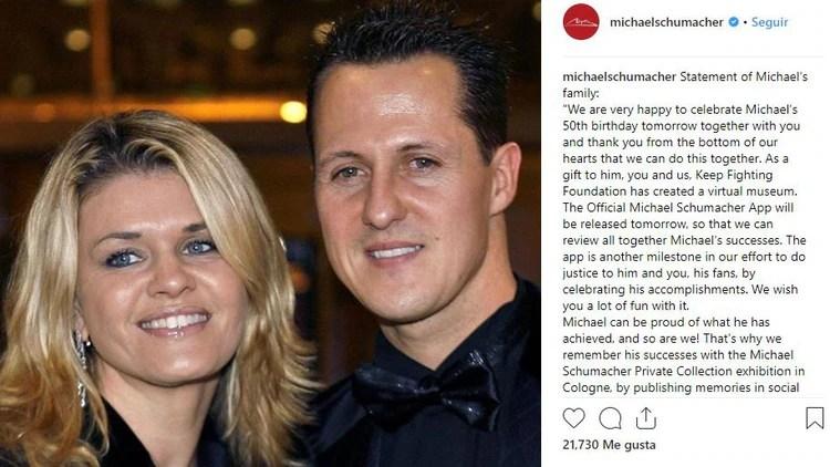 Michael Schumacher_Instagram