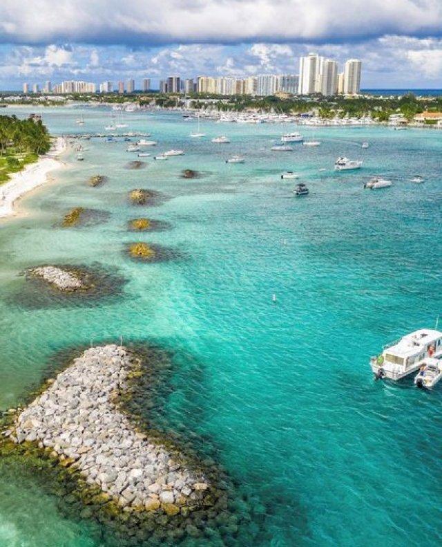 Gracias a la acreditación GBAC Star del destino y al compromiso The Palm Beaches, los visitantes pueden contar con la tranquilidad de que su salud y seguridad son prioridad (Crédito: Prensa The Palm Beaches)