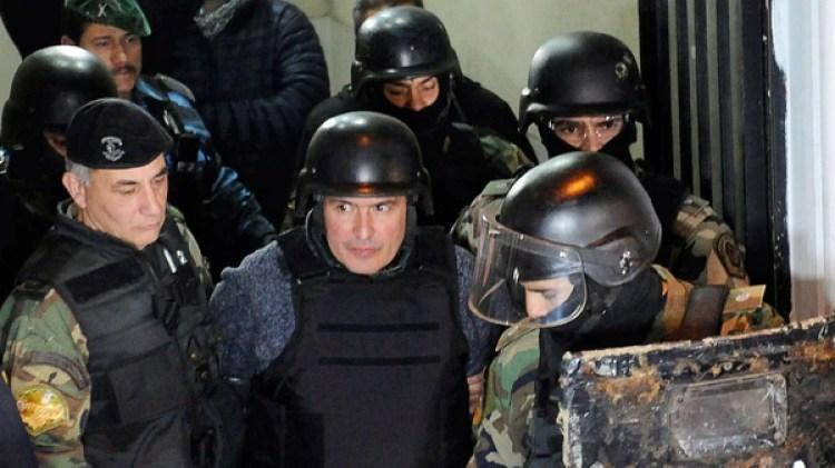 El ex funcionario se encuentra detenido desde hace dos años