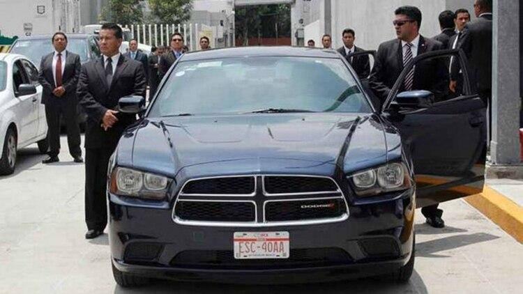 Incluso miembros del gobierno han utilizado escoltas de servicio privado (Foto: Cuartoscuro)