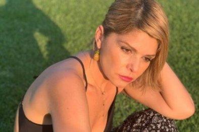 """Las grabaciones de """"La mexicana y el güero"""", producción en la que trabaja Itatí Cantoral, fueron suspendidas tras la triste noticia. (Foto: Instagram de Itati Cantoral)"""