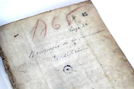 Los investigadores encontraron el diario de viaje del Purísima Concepción