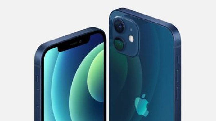 iPhone 12 portada