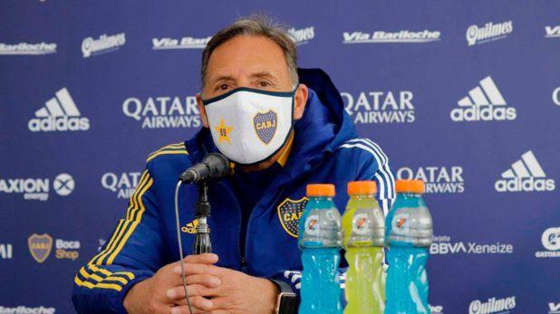 Miguel Russo se refirió al regreso de Edwin Cardona a Boca