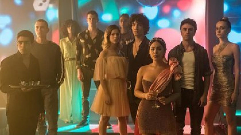 Ni Danna Paola ni Ester Expósito participarán en la nueva entrega de la serie (Foto: Netflix)
