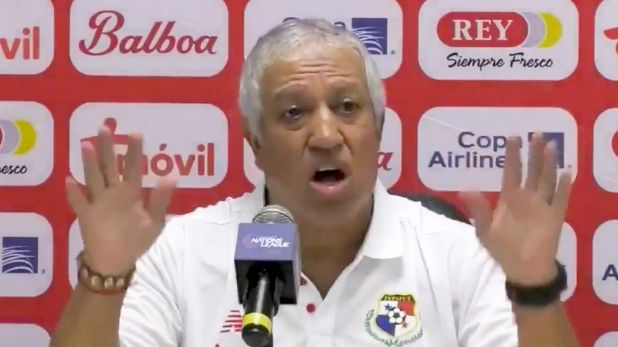 El Tolo Gallego se enfrentó a la prensa de Panamá