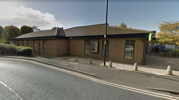 El Jobcentre Plus, la oficina de empleo donde un hombre tomó rehenes