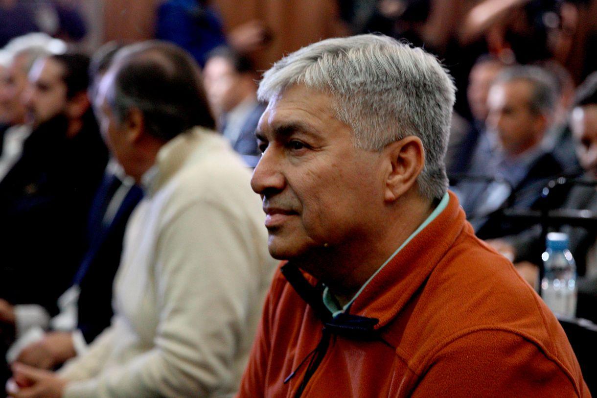 Báez lleva 4 años y 4 meses detenido (EFE/Carlota Ciudad/Archivo)