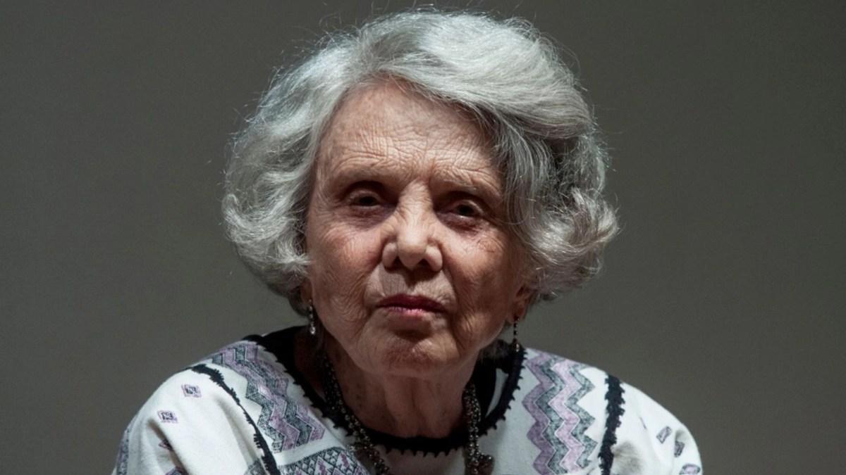 Elena Poniatowska nació el 29 de mayo de 1932 en París, Francia (Foto: Cuartoscuro)
