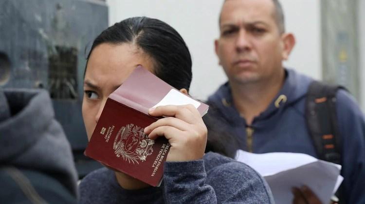 Cada vez es más difícil obtener la visa en Venezuela