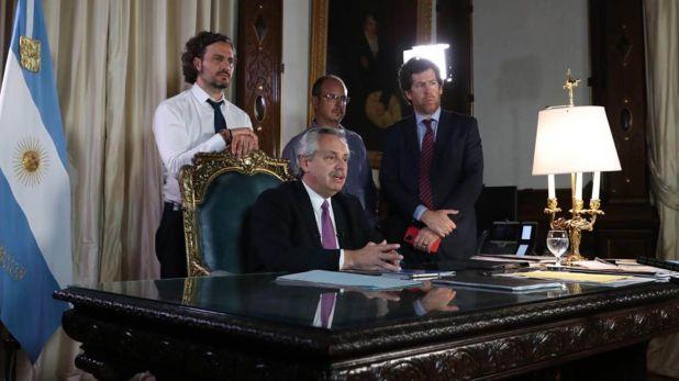 El Gobierno realizará nuevos anuncios esta tarde (Presidencia)