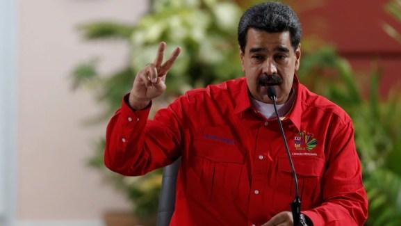 Nicolás Maduro (REUTERS/Manaure Quintero)