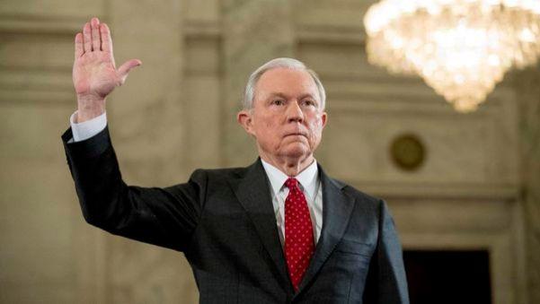 Jeff Sessions, el fiscal general designado por Trump