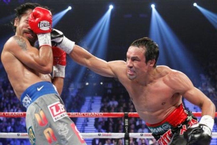 Juan Manuel Marquez cuenta con un récord profesional de 56 victorias, siete derrotas y un empate (Foto: Steve Marcus/REUTERS)