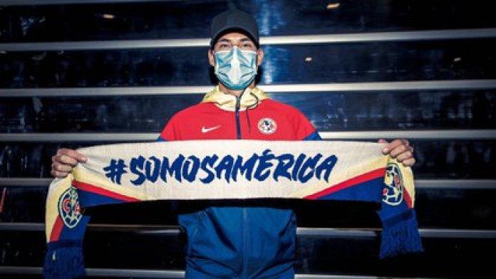 Mauro Laínez nuevo fichaje del América  (Foto: Twitter/ @ClubAmerica)