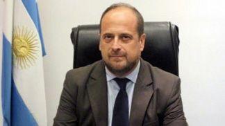 El secretario de Seguridad de la Nación, Eduardo Villalba